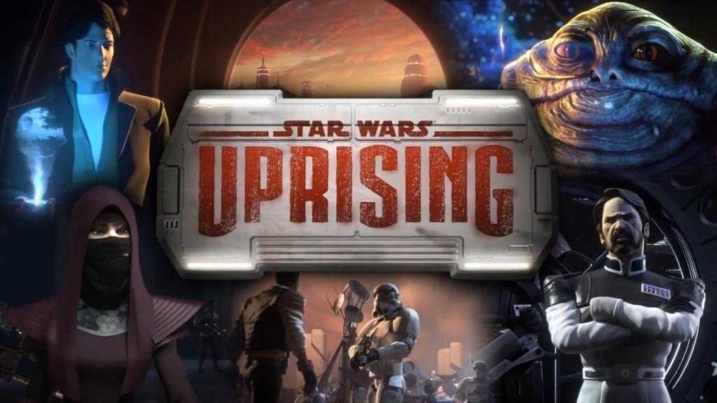 新作「Star Wars: Uprising」のような、Androidにお薦めの エキサイティングな5つのスター・ウォーズ・ゲーム